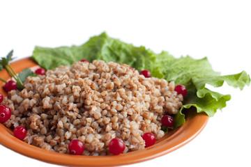 Fresh buckwheat - a storehouse of vitamins