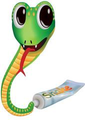 Snake tube