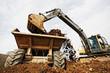 tracked excavator - 40473556