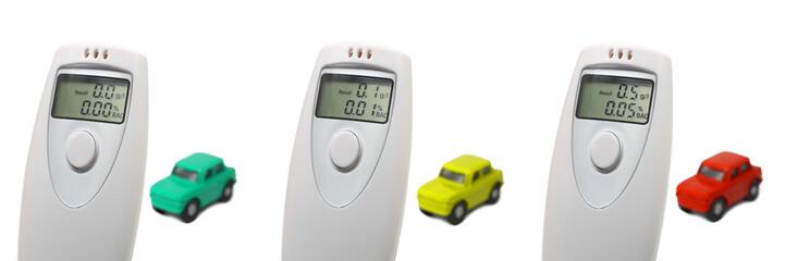 tasso alcolemico e guida - semaforo
