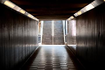 London subway (underpass)