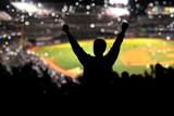 Crowd on the stadium - 40490369
