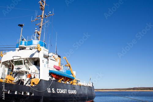 Coast Guard Boat - 40490598