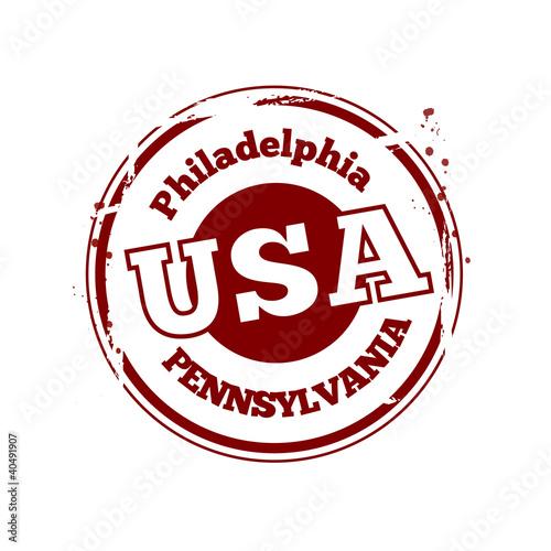 timbre Pennsylvanie