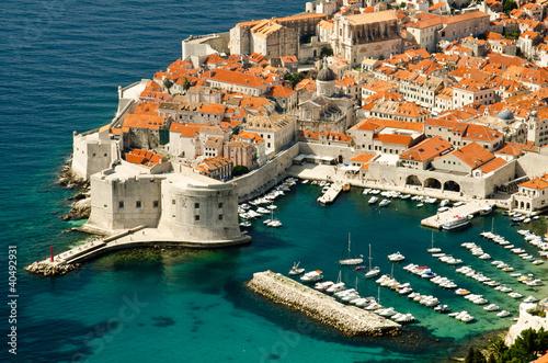 Leinwandbild Motiv Dubrovnik, Croatia