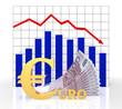 График курса евро