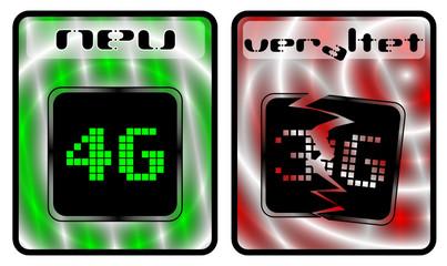 4G 3G neu alt