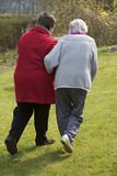 Aide à la personne  - Promenade & Conversation