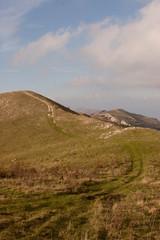 Sentiero di montagna - Appennino Marchigiano