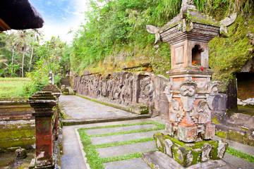 Yeh Pulu, Ubud, Bali, Indonesia