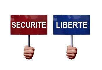 Débat sécurité / liberté
