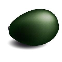 Avocado, ganz