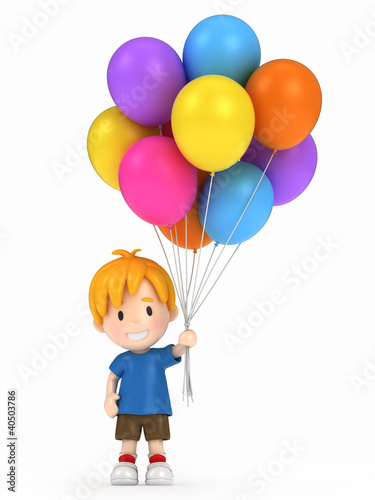 balloons laser
