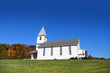 Small church in rural West Virginia