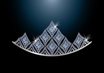 Diamond diadem