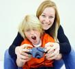 jouer à la console ensemble