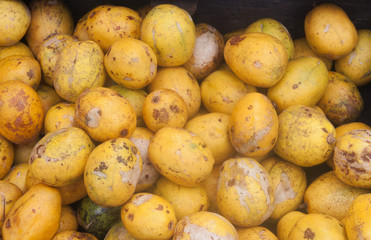 Mangos on market