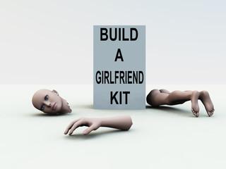 Build A Girlfriend