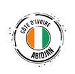 timbre Côte d'Ivoire