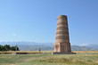 Burana tower: all that remains of a Silk Road city
