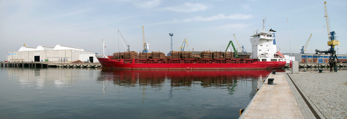 Hafen Wismar