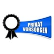 sticker siegel privat vorsorgen 1