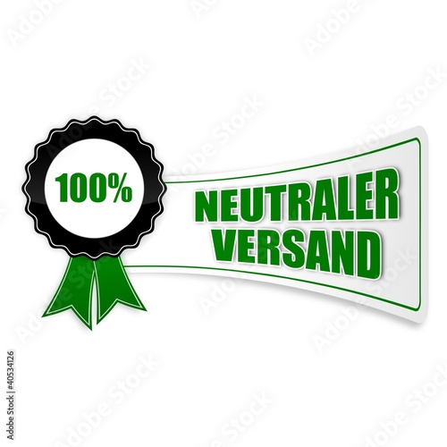 sticker siegel neutraler versand 100% 1
