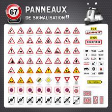 Panneaux de signalisation routière #3