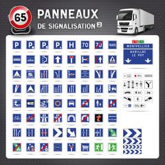 Panneaux de signalisation routière #2