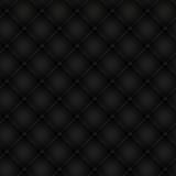 Polsterung schwarz, nahtlos kachelbar