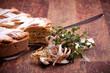 Piece Of Italian Pastiera