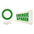 sticker siegel energie sparen 1