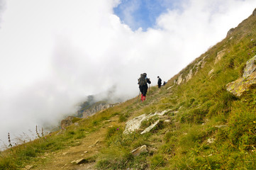 explorer hike