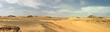 Libyan desert.