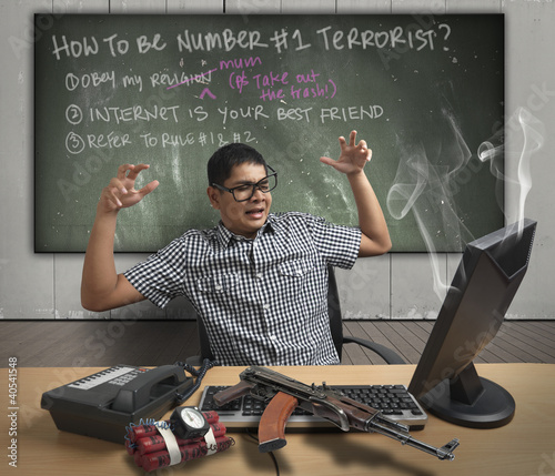 How to be a Terrorist