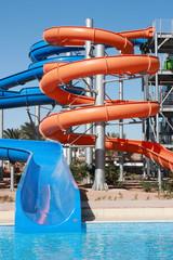 Aquapark. Egypt, Sharm al-Sheikh