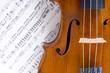 szrzypce i nuty