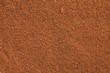 Ground Cinnamon background.