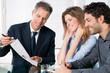 Financial planning consultation