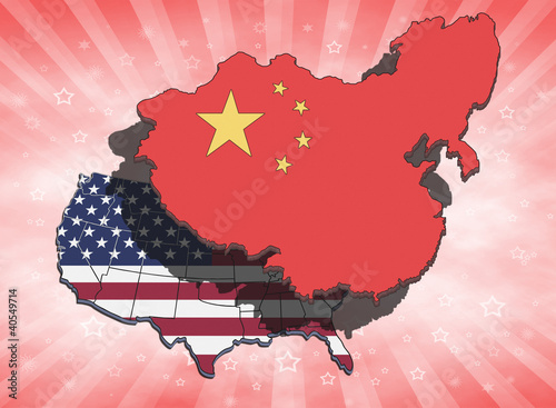 China Overshadowing USA