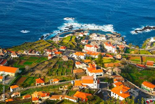 Porto Moniz, Madeira island, Portugal