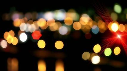 光の粒 イルミネーション