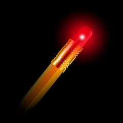 matita e led