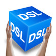 DSL button