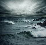Fototapete Ozean - Himmel - Meer / Ozean
