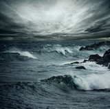 Fototapety Ocean storm