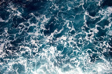 Ocean water background.