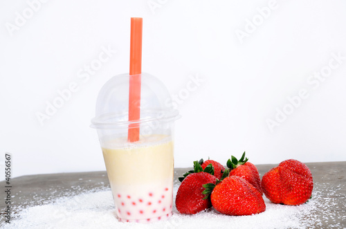 Kokos Bubble Tea