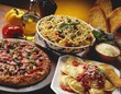 Various Italian Dishes