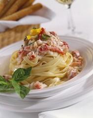 Lobster Fettuccini